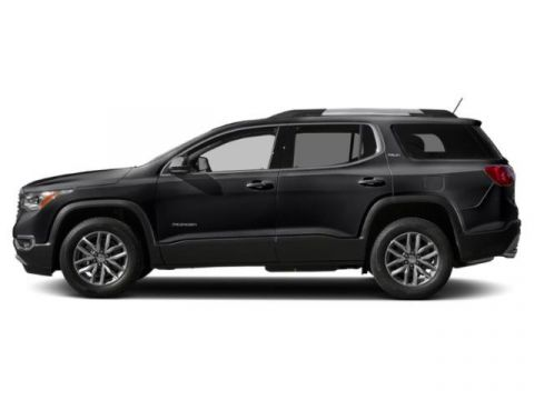 New 2019 GMC Acadia SLT