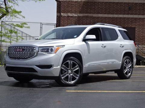 Certified Pre-Owned 2019 GMC Acadia AWD Denali