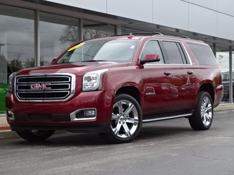 Certified Pre-Owned 2018 GMC Yukon XL SLT