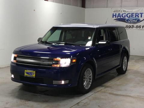 Pre-Owned 2014 Ford Flex SEL AWD