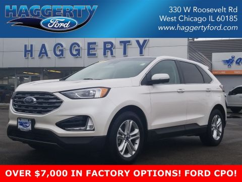 Certified Pre-Owned 2019 Ford Edge SEL AWD