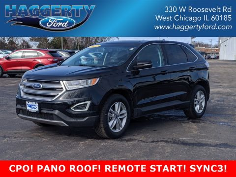 Certified Pre-Owned 2016 Ford Edge SEL AWD