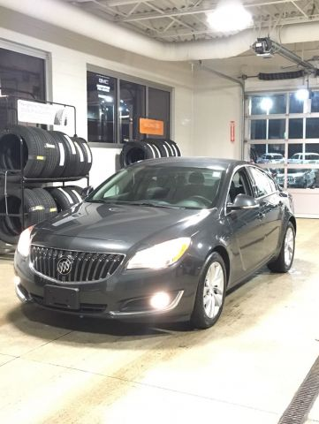 Pre-Owned 2016 Buick Regal TURBO FWD