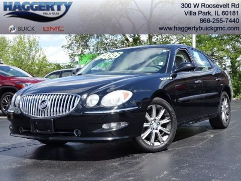 Pre-Owned 2008 Buick LaCrosse Super