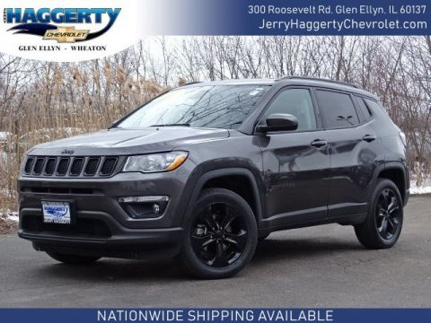 Pre-Owned 2018 Jeep Compass Altitude