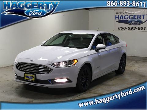 New 2018 Ford Fusion Hybrid SE
