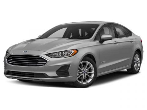 Pre-Owned 2019 Ford Fusion Hybrid Titanium