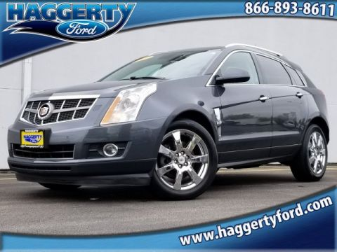 Pre-Owned 2010 Cadillac SRX Premium Collection
