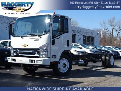 New 2019 Chevrolet 4500 LCF Gas