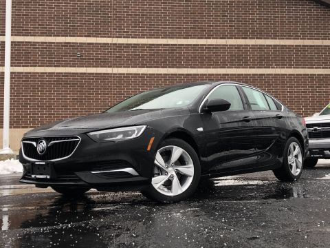 Pre-Owned 2018 Buick Regal Sportback Preferred